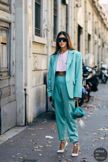 Gilda Ambrosio - Outfit Chic Tutti i giorni Lusso