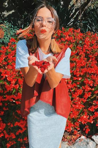 Paola Nina Gennaro - Outfit Casual Festival Fascia Media