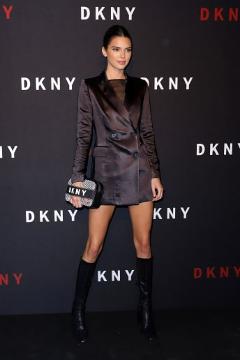 Kendall Jenner - Outfit Chic Serata speciale Fascia Media