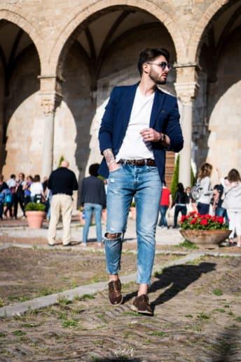 Emanuele Faucetta - Outfit Casual Tutti i giorni Fascia Media