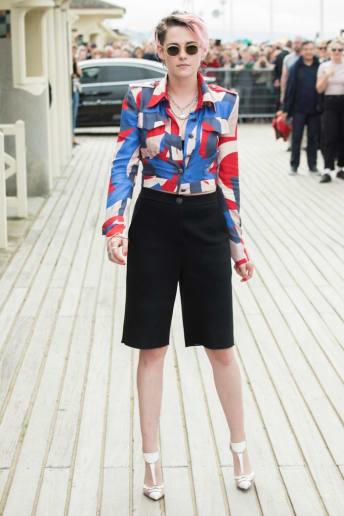 Kristen Stewart - Outfit Casual Festival Lusso