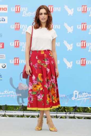Miriam Leone - Outfit Bon Ton Tutti i giorni Fascia Media
