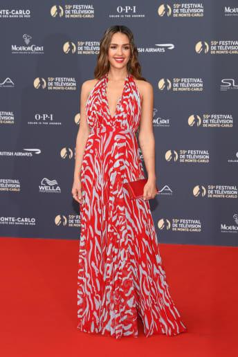 Jessica Alba - Outfit Chic Serata speciale Lusso
