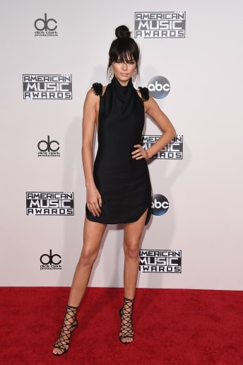Kendall Jenner - Outfit Rock Serata speciale Lusso