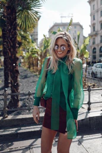 Carlotta Scarlini - Outfit Chic Tutti i giorni Lusso