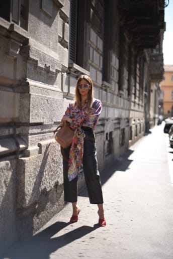 Elisa Taviti - Outfit Trendy Tutti i giorni Lusso