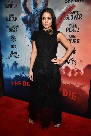 Vanessa Hudgens - Outfit Chic Cerimonia Lusso