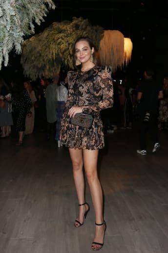 Ksenija Lukich - Outfit Chic Serata speciale Lusso