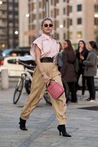 Caroline Daur - Outfit Trendy Tutti i giorni Lusso