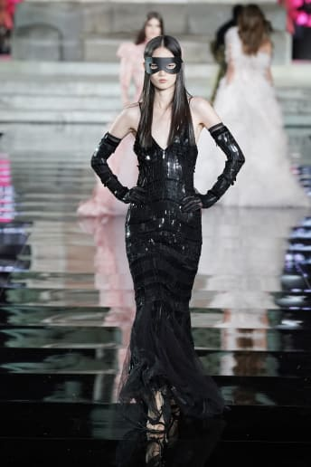 Hyunji - Outfit Chic Serata speciale Lusso
