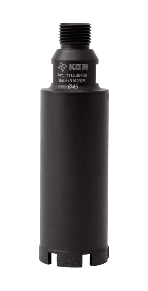 KGS_Core_drill-Holboor_ø45_NL_100_R_segm_preview