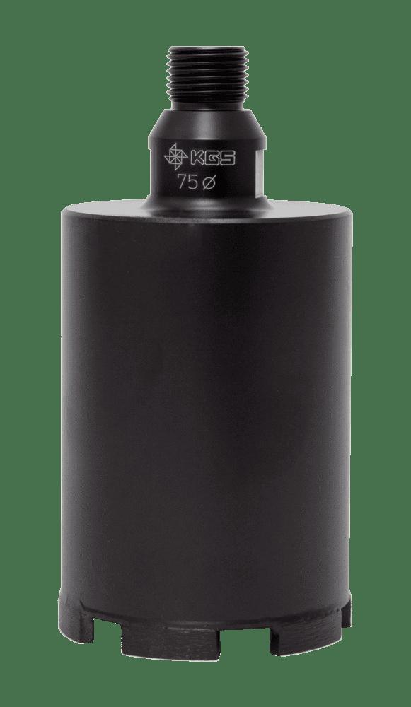 KGS_Core_drill-Holboor_ø75_NL_100_R_segm_preview