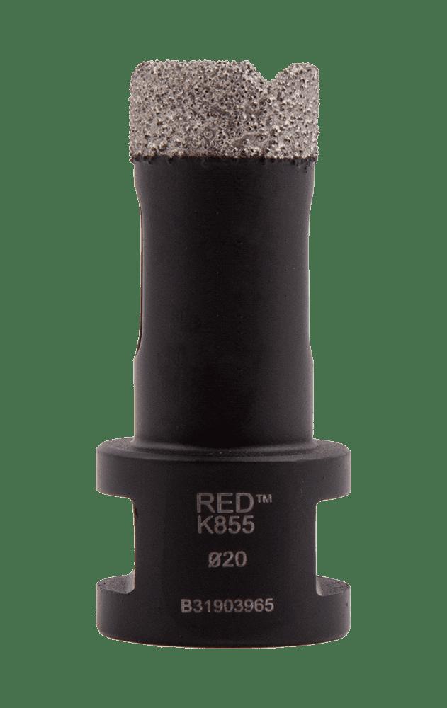 KGS_RED_K855_drill_Ø20
