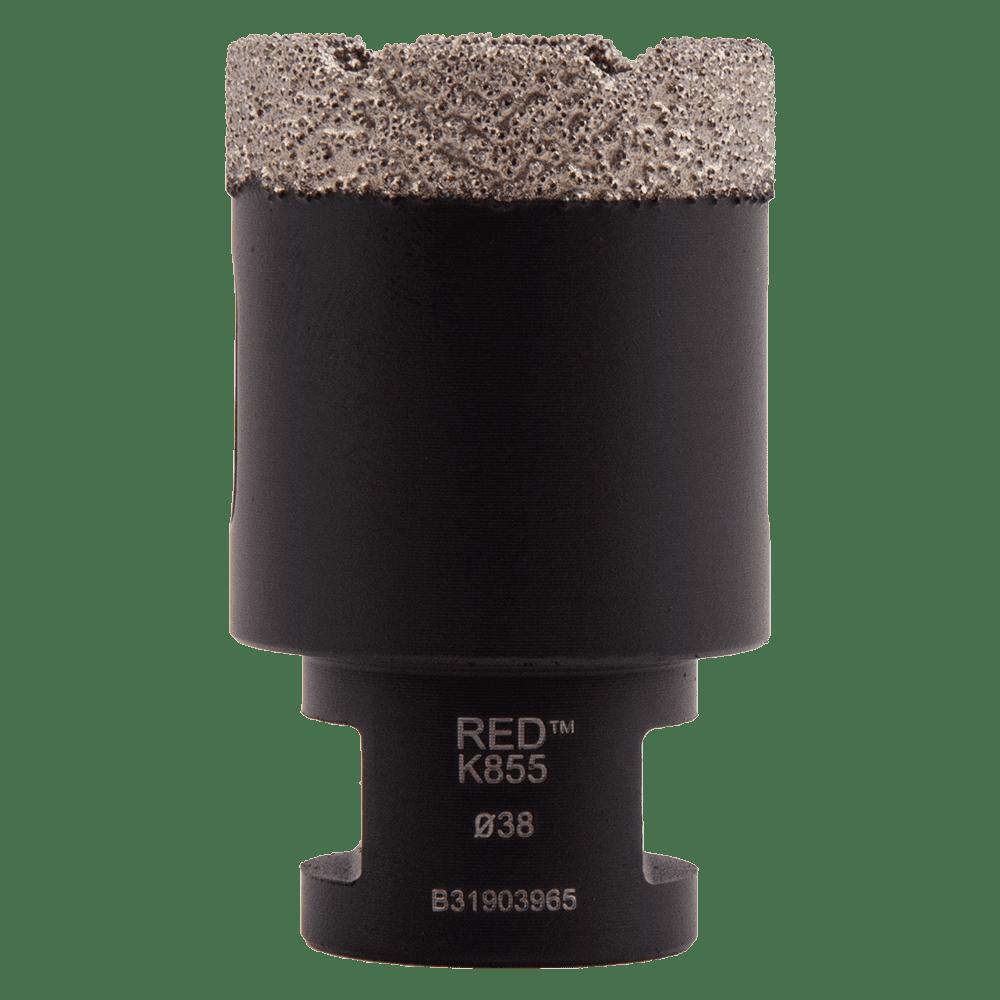 KGS_RED_K855_drill_Ø38