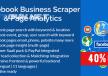 Free Facebook Business Scraper & Page Analytics v2.6 - Source Quản Lý Business Facebook