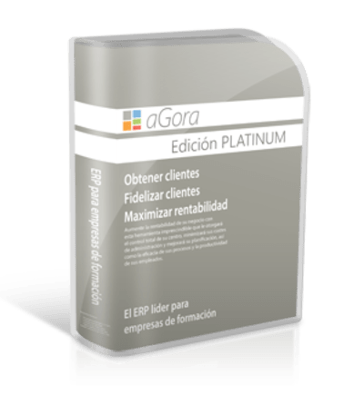 Software ERP de maximo rendimiento para centros educativos - aGora