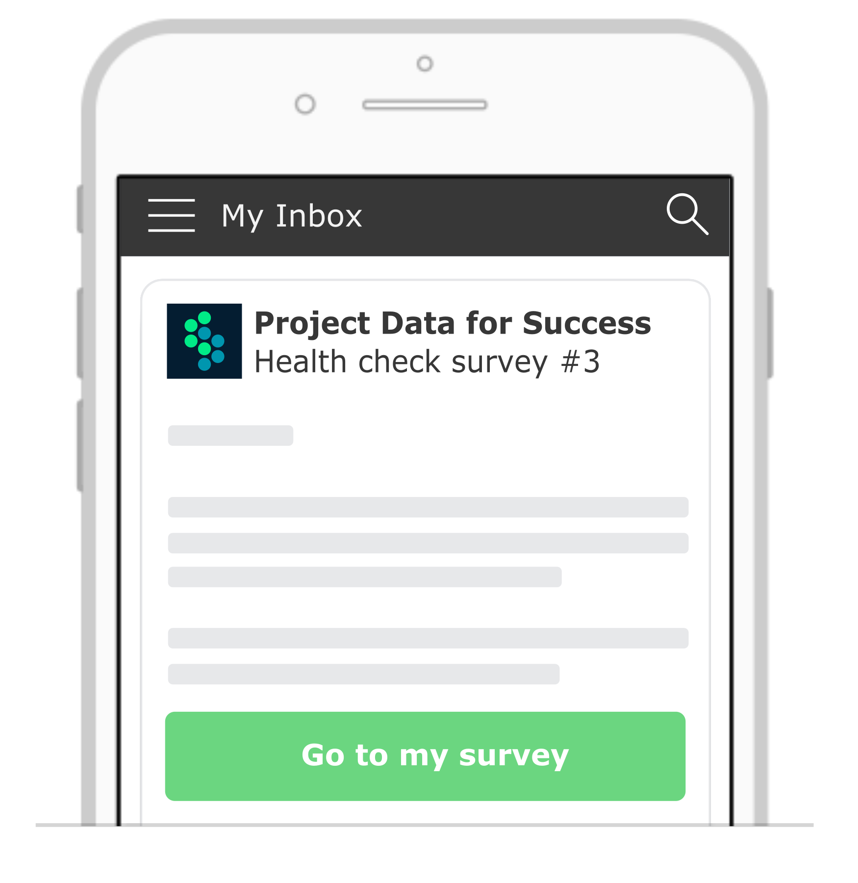 Send smart health check survey to your project team every week