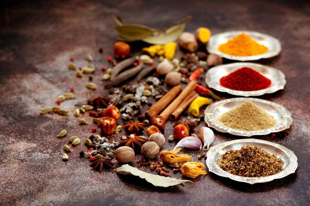 Top_5_Indian_Spices-1024x683_kbxgnx শীতের দিনে রোগ থেকে রেহাই পেতে বাড়িতেই বানিয়ে নিন চ্যবনপ্রাশ