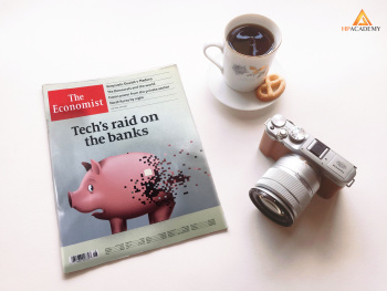 [READING - THE ECONOMIST] VOL.22: TECH'S RAID ON THE BANKS