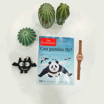 [READING - THE ECONOMIST] VOL.12: CAN PANDAS FLY?