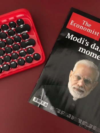 [READING - THE ECONOMIST] VOL.13: MODI'S DANGEROUS MOMENT.