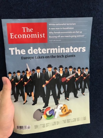 [READING - THE ECONOMIST] VOL.16: THE DETERMINATORS