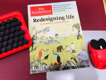 [READING - THE ECONOMIST] VOL.18: REDESIGNING LIFE