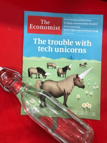 [READING - THE ECONOMIST] VOL.20: THE TROUBLE WITH TECH UNICORNS