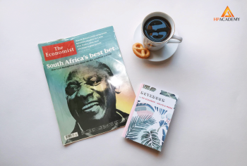 [READING - THE ECONOMIST] VOL.21: SOUTH AFRICA'S BEST BET