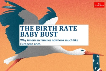 [READING - THE ECONOMIST] VOL.02: THE BIRTH RATE - BABY BUST