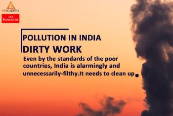 [READING - THE ECONOMIST] VOL.06: POLLUTION IN INDIA - DIRTY WORK