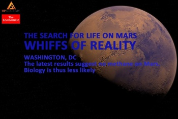 [READING - THE ECONOMIST] VOL.07: THE SEARCH FOR LIFE ON MARS