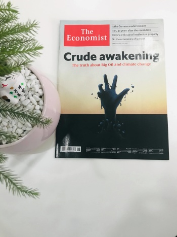 [READING - THE ECONOMIST] VOL. 10: CRUDE AWAKENING