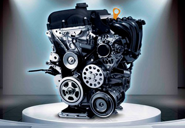 Характеристики двигателя G4FA