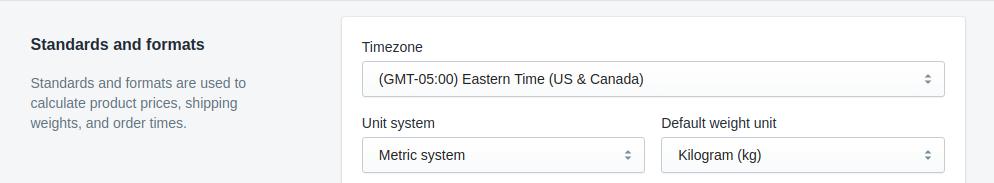 timezone-shopify