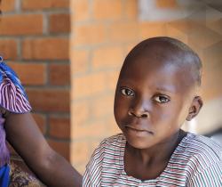 Giving children with cancer a chance