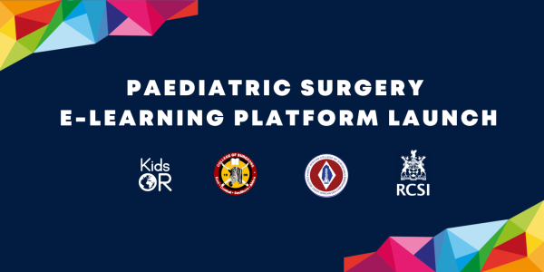 New learning platform for paediatric surgery in Africa
