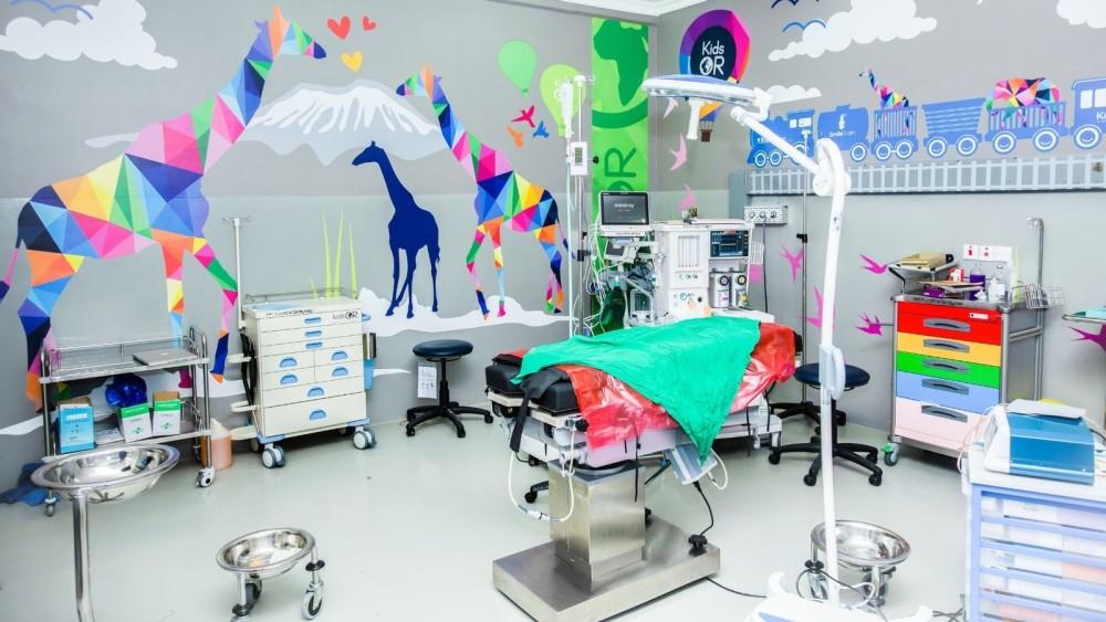 Operating Room at Bugando Medical Centre. Credit: Smile Train