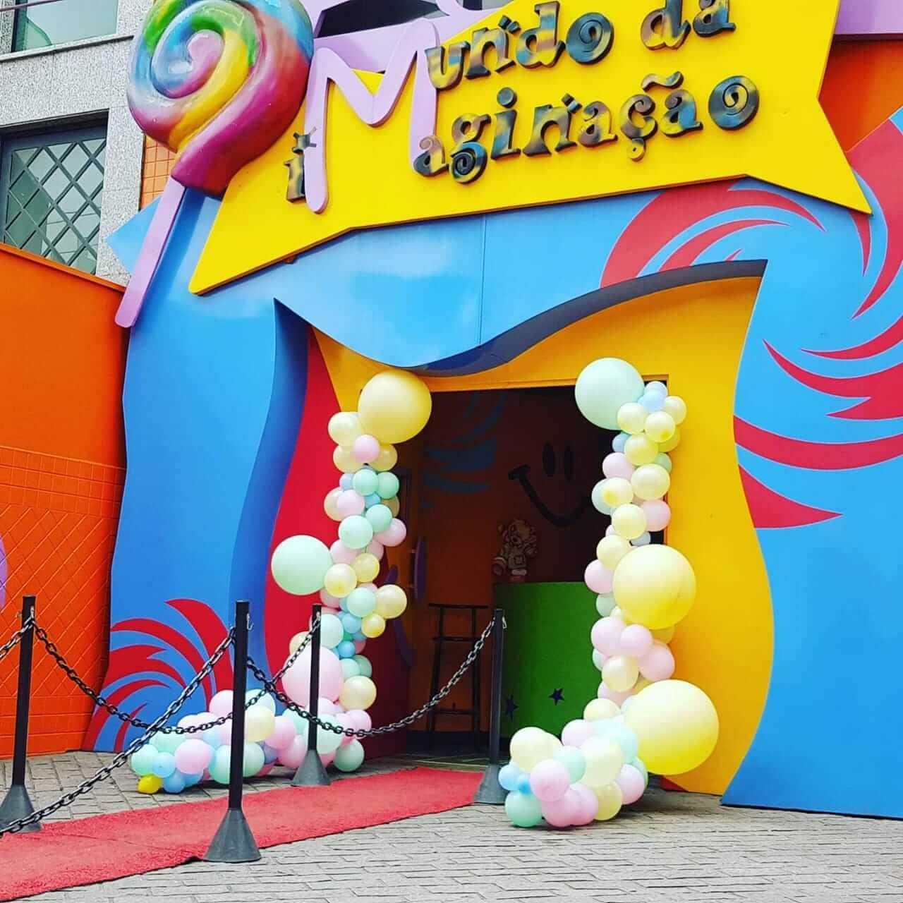 Buffet Infantil Mundo da Imaginação