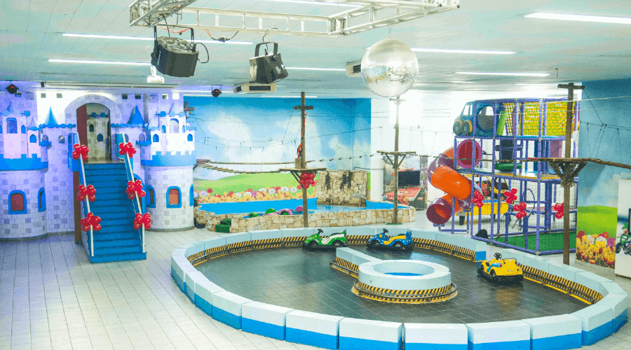 Buffet Infantil Kids Kingdom
