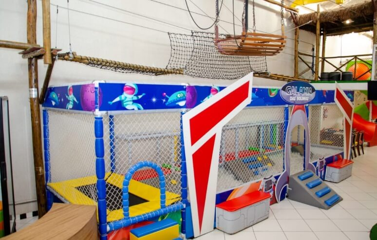 Buffet Infantil Kid Recanto Vila Romana