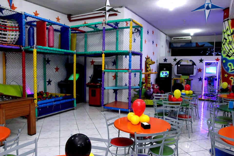 Buffet Infantil Mundo Mágico Kids
