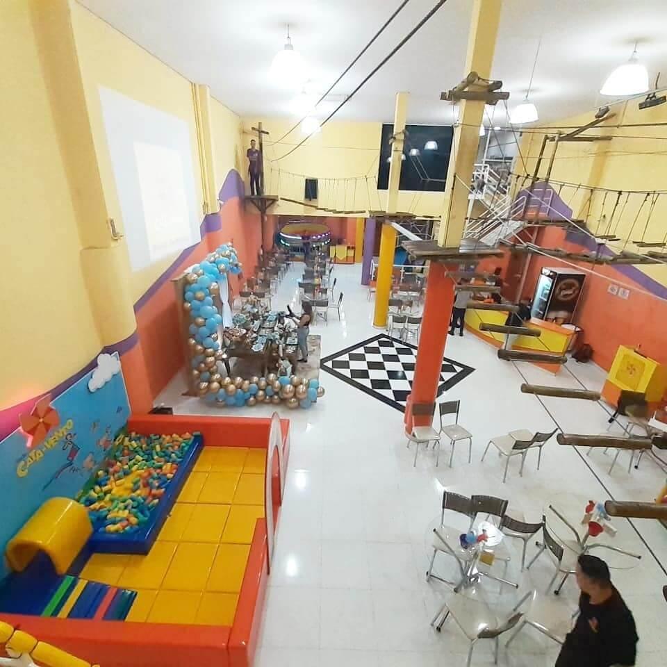 Buffet Infantil Cata-Vento SBC