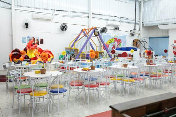 Buffet Infantil Klasse A Kids
