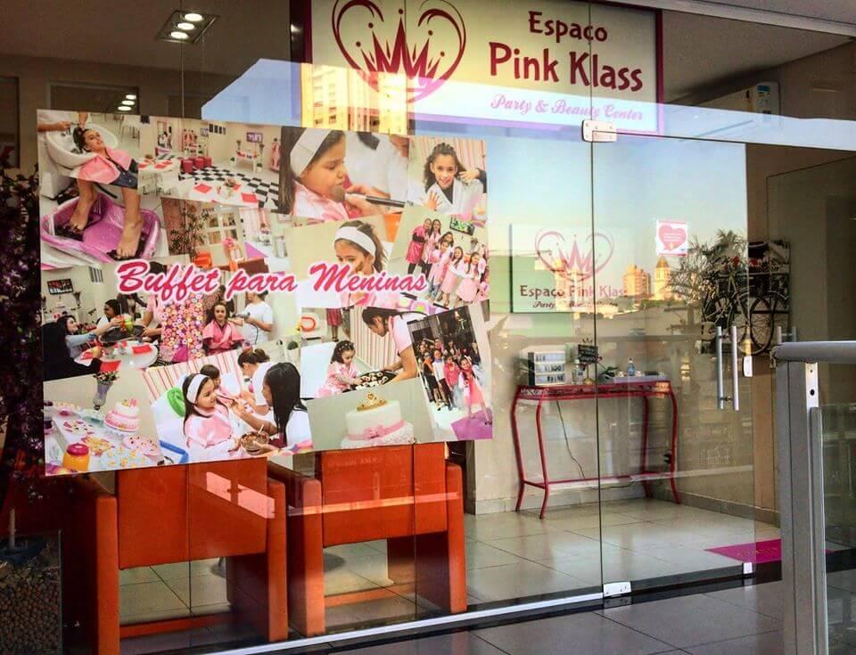 Buffet Infantil Pink Klass