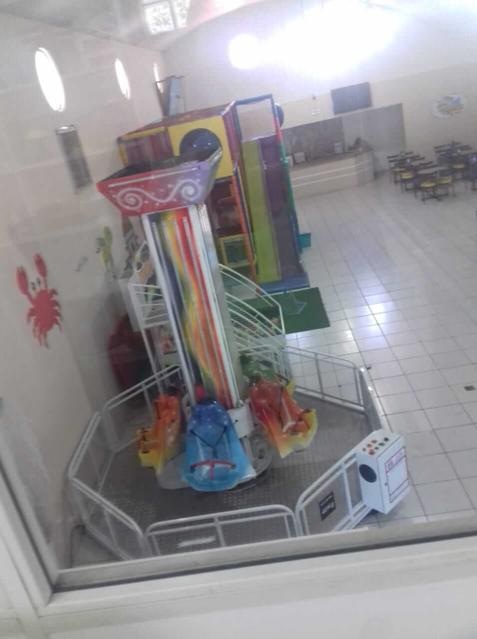 Buffet Infantil Aquarius