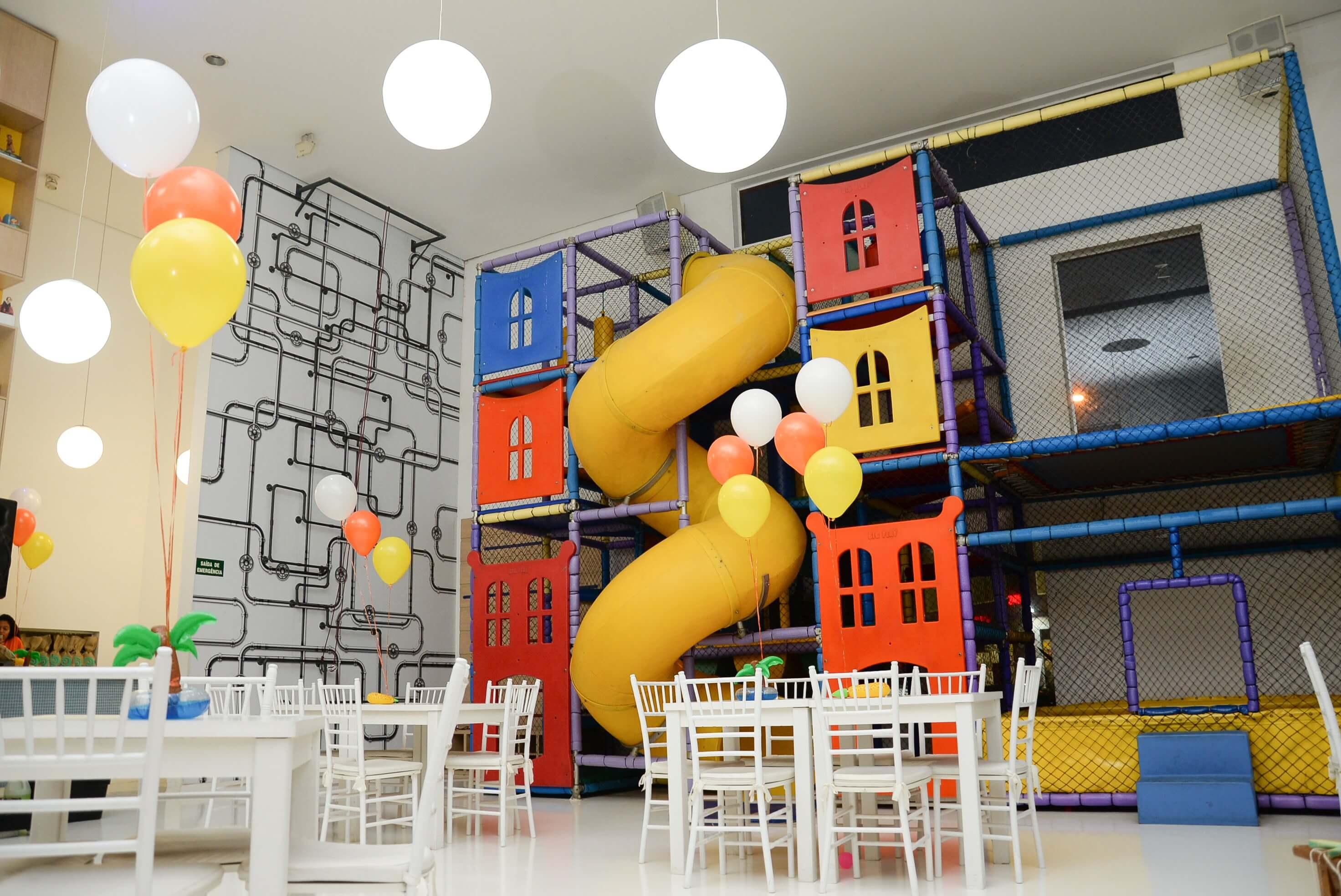 Buffet Infantil Fantastic World