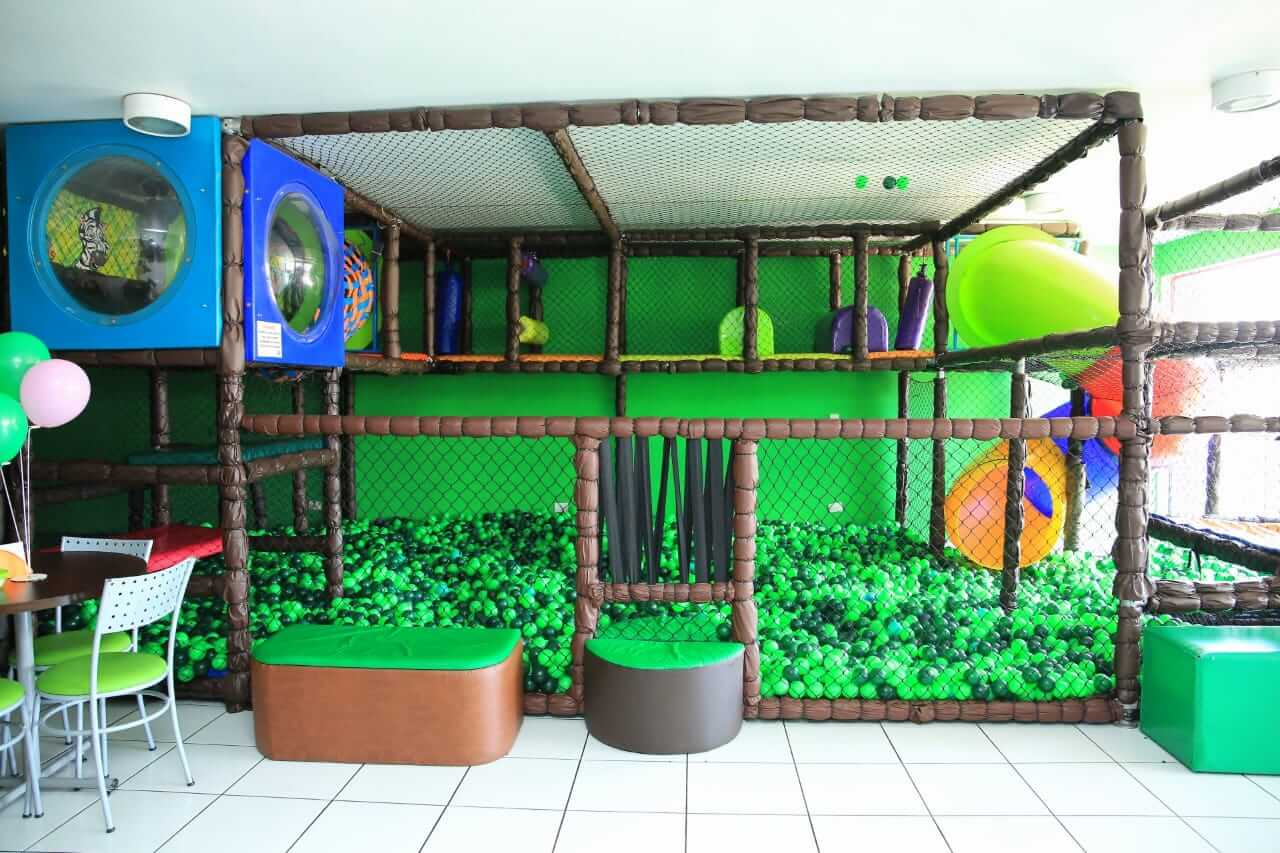 Buffet Infantil Zoo Kids