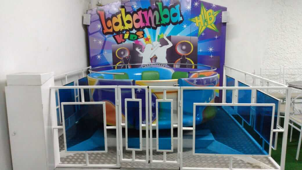 Buffet Infantil Hendrew's