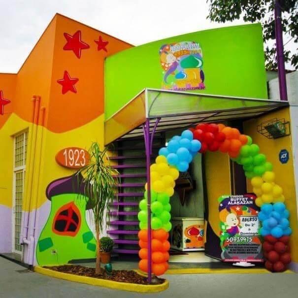Buffet Infantil Alakazan